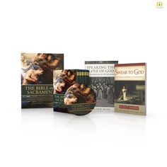 The Bible and The Sacraments-unlike any other study on the Sacraments, investigates the strong relationship between the Old and New Testaments, disclosing that the Sacraments are really more than just rituals. Magnify your experience of The Bible and the Sacraments with the Complete Package for Individuals containing everything you need to get the most out of this wonderful study!