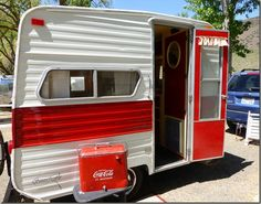 The Vintage Bag Lady: Glamping at Sun Lakes Continued…