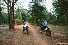 Zoe and Cam's Dirt Bike Wedding – Kangaroo Valley Bush Retreat Dirt Bike Wedding, Bush Wedding, Kangaroo, Groom, Bride, Photography, Outdoor, Baby Bjorn, Wedding Bride