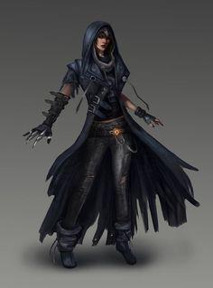 Raven, Teen Titans redesign by Skyzocat on DeviantArt