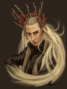Thranduil hair swishhhhh