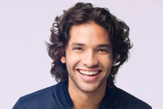 Curly Hairstyles Men - http://dhairstyle.com/curly-hairstyles-men/
