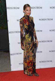Nicole Richie's Nordstrom Gala Jean Paul Gaultier dress on FashionBomb.com