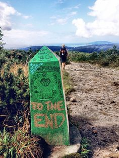 "Way of St.James | Camino de Santiago | Camino frances |""The end of the world"" 