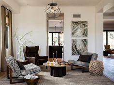 Manhattan Beach House by DISC Interiors