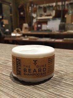 The Duke Beard Shampoo Bar Beard Shampoo, Shampoo Bar, Lumberjack Beard, Baking Ingredients, Cookie Dough, Duke, Food, Men, Essen