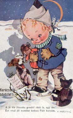 L. MARTINI postcard   eBay