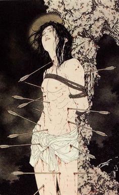 http://lounge.obviousmag.org/polimorfismo_cultural/2013/12/a-arte-surreal-e-macabra-de-takato-yamamoto.html