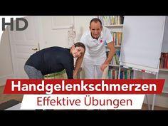 Handgelenkschmerzen, Schmerzen im Handgelenk, Faszientraining, Faszien, Faszienrollmassage - YouTube