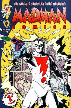 Madman Comics #1: Mike Allred.
