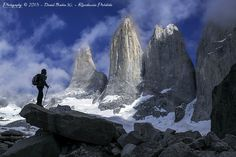 CONTEMPLATION AT TORRES DEL...: Photo by Photographer Daniel Bruhin W. - photo.net