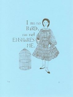 One of the best Jane Eyre quotes...