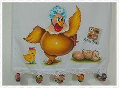 Mãe galinha...