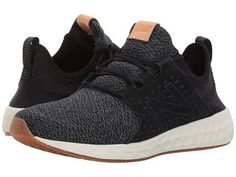 New Balance Fresh Foam Cruz Black New Balance Shoes eafdb9345c91f