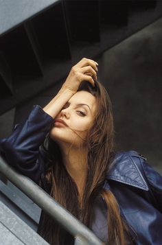 #TBT: Angelina Jolie Was Way Cooler at 19 Than We Were via @WhoWhatWear