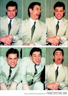 Jim Carrey: The King of Derp