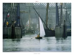 Douarnenez - Port Rhu - I saw an image like this years ago, but it was pouring with rain - if anyone knows where i can find it ????