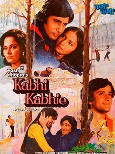 Kabhie Kabhie (1976 Film) Hindi Movie Online - Amitabh Bachchan, Shashi Kapoor, Waheeda Rehman, Raakhee, Rishi Kapoor, Neetu Singh and Naseem. Directed by Yash Chopra. Music by Khayyam. 1976 [U] ENGLISH SUBTITLE