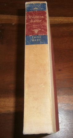 Western Union by Zane Grey 1939 Vintage Books by heritagegeneralstore, $9.99 #westerns