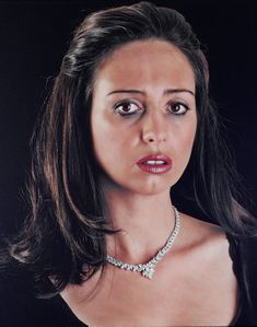 An image of Self portrait as Christina Onassis by Yvonne Todd The Todd, City Gallery, Studio Portraits, Artistic Photography, Portrait Art, Beautiful Landscapes, New Zealand, Psychology, Image