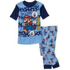 Pijama Mario Bros