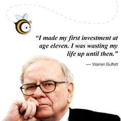 Let's learn from one of the most successful investors of the 20th century!