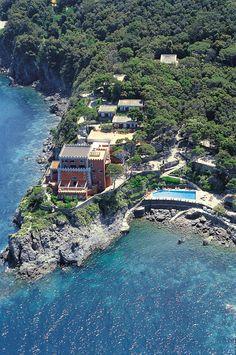 The island of Ischia, Italy