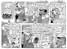 Mice Cartoon: Pesanan (Kompas Minggu 13.01.2013)