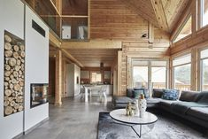 Iso-Kajastus - Dřevěné sruby, srubové domy, dřevostavby z masivu a roubenky