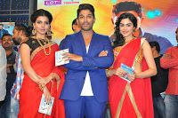 Son Of Satyamurthy Movie Audio Release Photos, Allu Arjun, Samantha, Adah Sharma, Devi Sri Prasad, Trivikam Srinivas, DNR, Allu Aravind, Upendr
