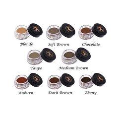 Eyebrow Enhancers Maquiagem Makeup Waterproof Eye Brow Filler ABH Beverly Hills Pomade Eyebrow Gel Cosmetics