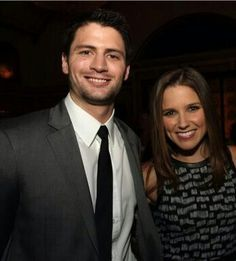 James Lafferty & Sophia Bush