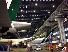 Casa dolce casa. Home sweet home. #Alitalia #Hangar #Airport #airline