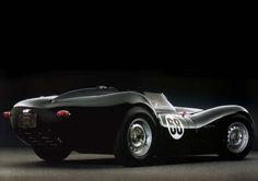Jaguar 1957 Lister