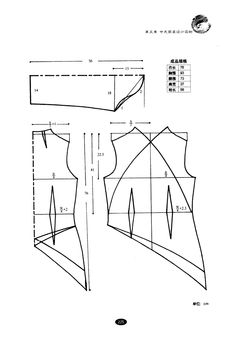 chinese clothes/6  #sewing #dressmaking #patternmaking