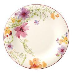 villeroy-boch-mariefleur-oblong-gourmet-plate - Pesquisa Google