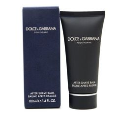 Dolce & Gabbana by Dolce & Gabbana for Men. Aftershave Balm 3.4 oz/100 Ml by Dolce & Gabbana. $31.93. Packaging for this product may vary from that shown in the image above. All our fragrances are 100% originals by their original designers. We do not sell any knockoffs or immitations.. We offer many great sales and discounts making this fragrance cheaper than at department stores.. Dolce & Gabbana for Men Aftershave Balm 3.4 Oz/100 Ml. Aftershave Balm 3.4 Oz/100 Ml fo... Men's Aftershave, After Shave Balm, Male Beauty, Fragrances, Shaving, The Balm, Designers, Packaging, The Originals