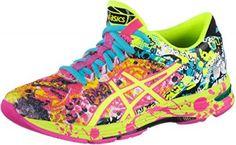 9b7842bd6 ASICS-Gel-noosa-Tri-11-Zapatillas-de-Running-Mujer -Rosa-hot-Pinkflash-Yellowblack-3407-435-EU-0