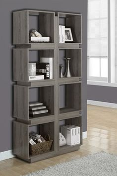 Eight Cube Bookcase