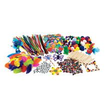 Discount School Supply - Classroom Crafting Starter Set $20 good site for other wholesale education supplies