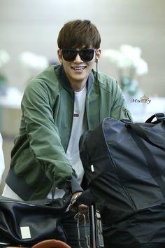 Ji Chang Wook : airport