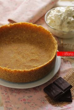 Pie without cooking, recipe fast No Cook Desserts, Sweets Recipes, Delicious Desserts, Yummy Food, Cooking Recipes For Dinner, Easy Cooking, Biscotti, My Favorite Food, Favorite Recipes