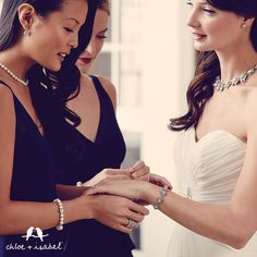 Shop the Bridal Collection on my c+i boutique!