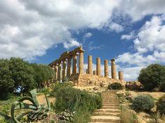 Valle dei Templi, Agrigento  Tempio di Giunone