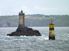 French Coast Lighthouse by Hannah Sterry, via 500px