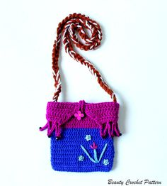 Hey, I found this really awesome Etsy listing at https://www.etsy.com/listing/195425925/crochet-purse-pattern-anna-frozen-bag