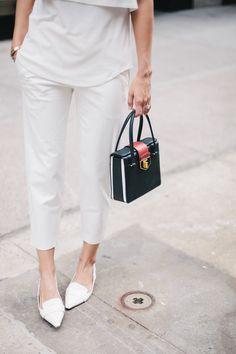 White Wonderland | Damsel in Dior