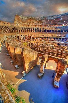 Coloseum, Rome ~ @archpics