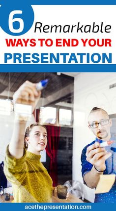 One of the best things you can do when presenting any topic in front of an audience, even if it's an interview, is to End your Presentation with Bang! How do you go about actually doing it? Click and learn 6 remarkable ways to end a presentation.  #endapresentation #speechclosing #publicspeakingtips #howtoendaspeech #howtoendapresentationwithabang