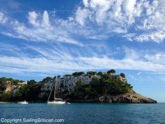 Sailing in the Mediterranean via @kbrown0149